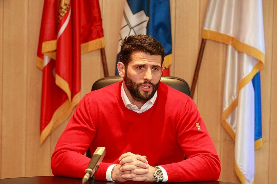 Aleksandar Šapić, Foto: Beta/Miloš Miškov