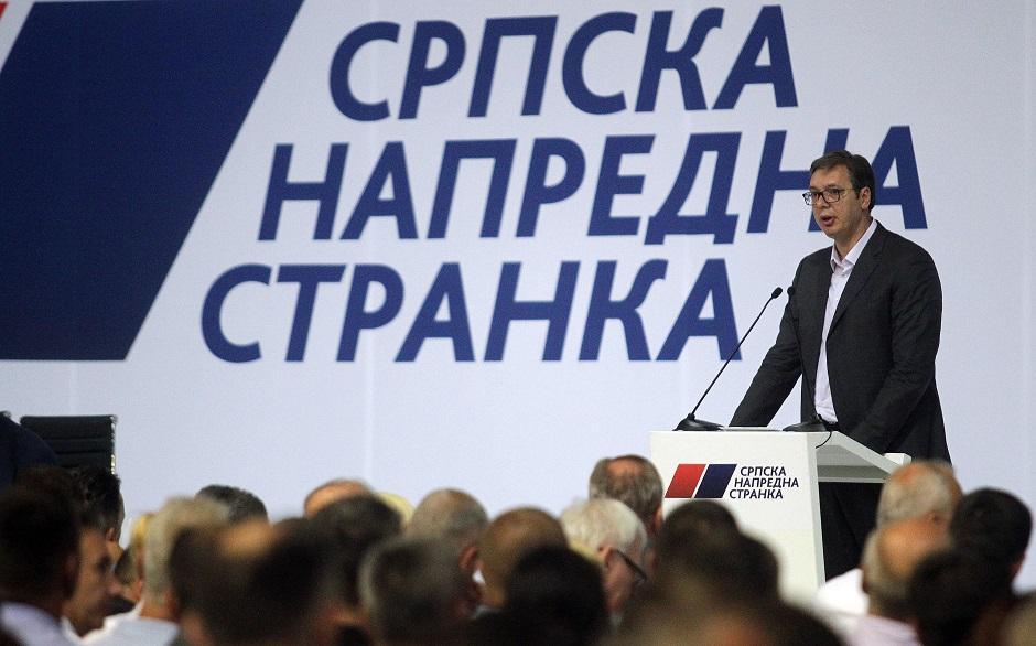 Aleksandar Vučić Foto: AtaImages
