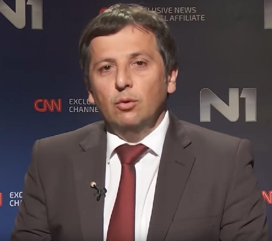 Nebojša Vukanović, Foto: Printscreen/YouTube/N1