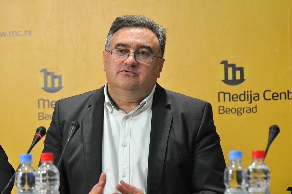 Đorđe Vukadinović FOTO: Medija centar Beograd