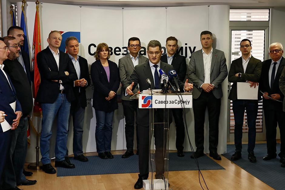 Savez za Srbiju, Foto: Direktno.rs