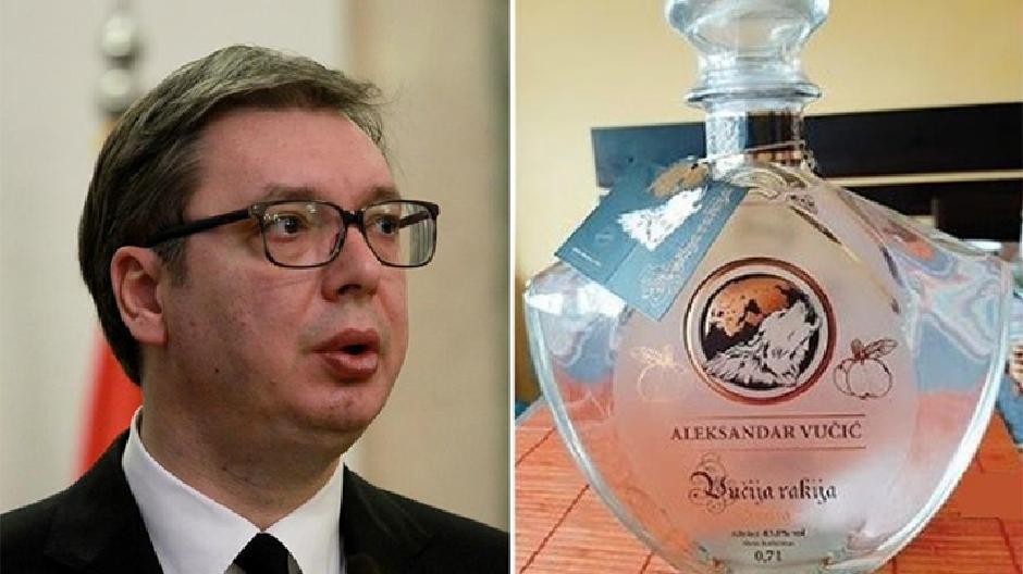 Predsednik Aleksandar Vučić i njegova