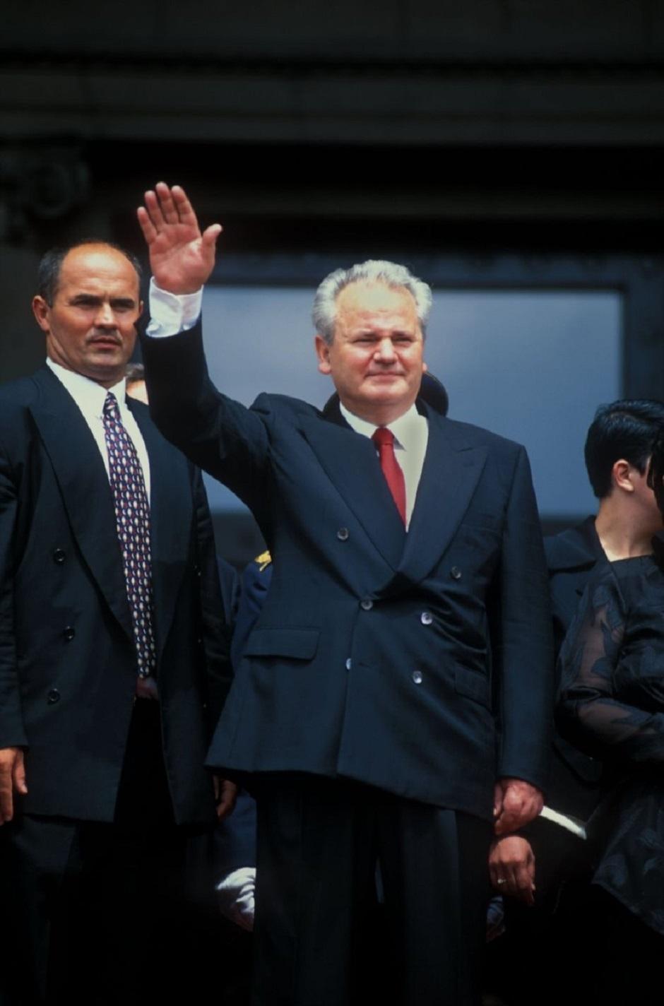 Slobodan Milošević FOTO: Profimedia