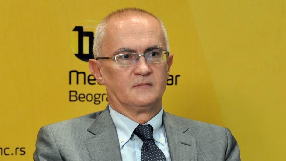 Rodoljub Šabić FOTO: Medija centar Beograd