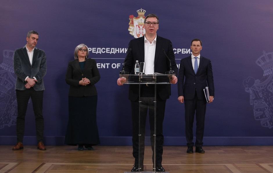 Aleksandar Vučić, Foto: Beta