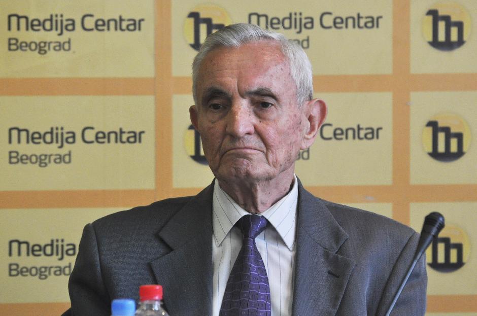 Ljubomir Madžar FOTO: Medija centar Beograd