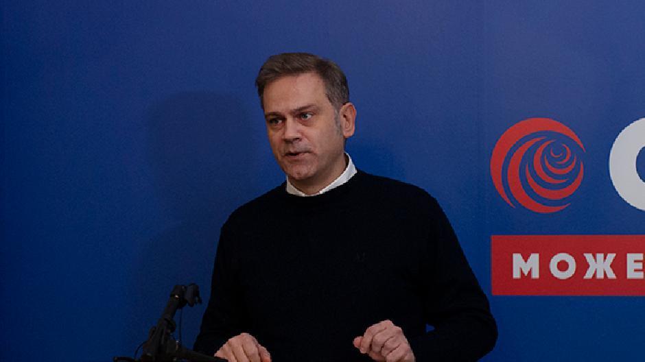 Borko Stefanović FOTO: Milica Vučković