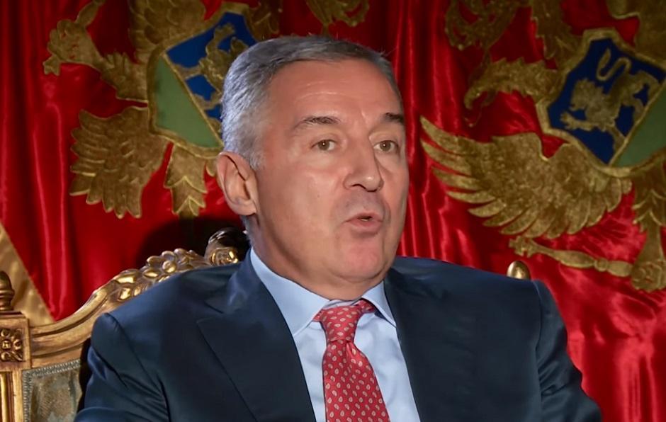 Milo Đukanović, Foto: Printscreen/YouTube