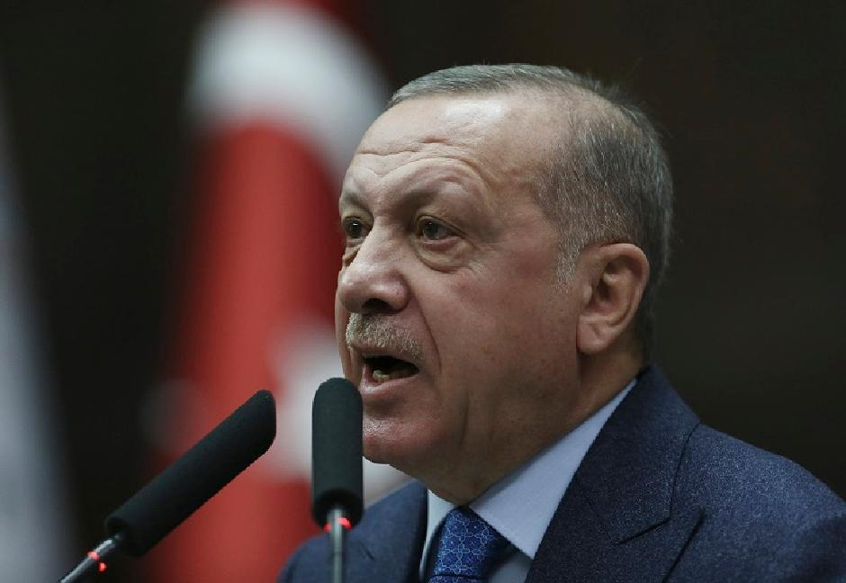 Redžep Erdogan FOTO: AP