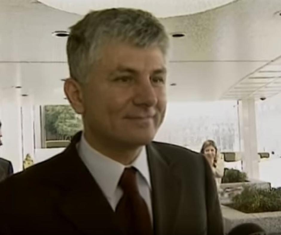 Zoran Đinđić FOTO: Printscreen