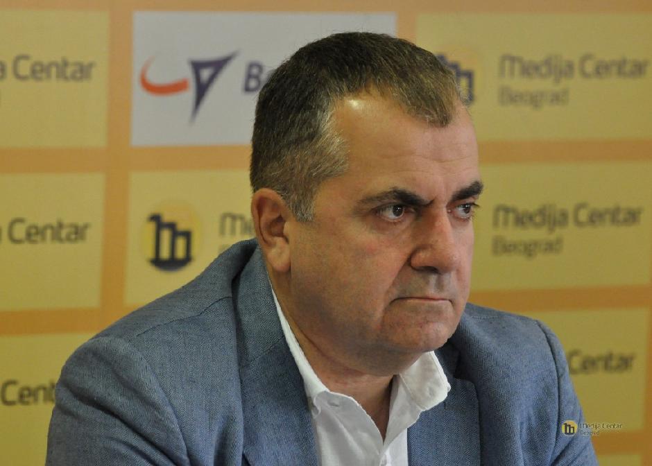 Zoran Pašalić, zaštitnik građana; FOTO: Media centar