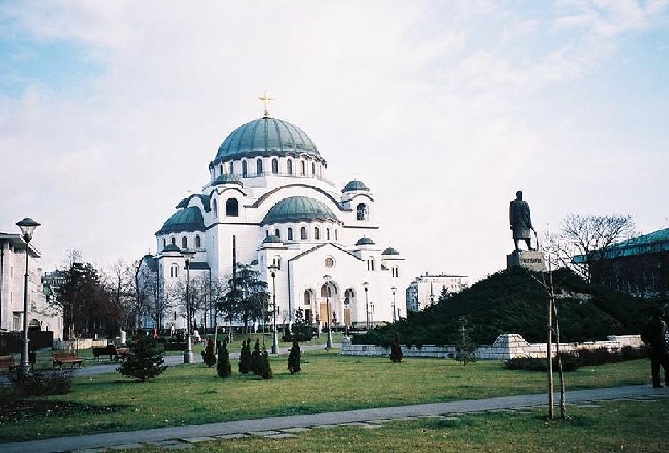 Hram Svetog Save, Foto: Wikipedia