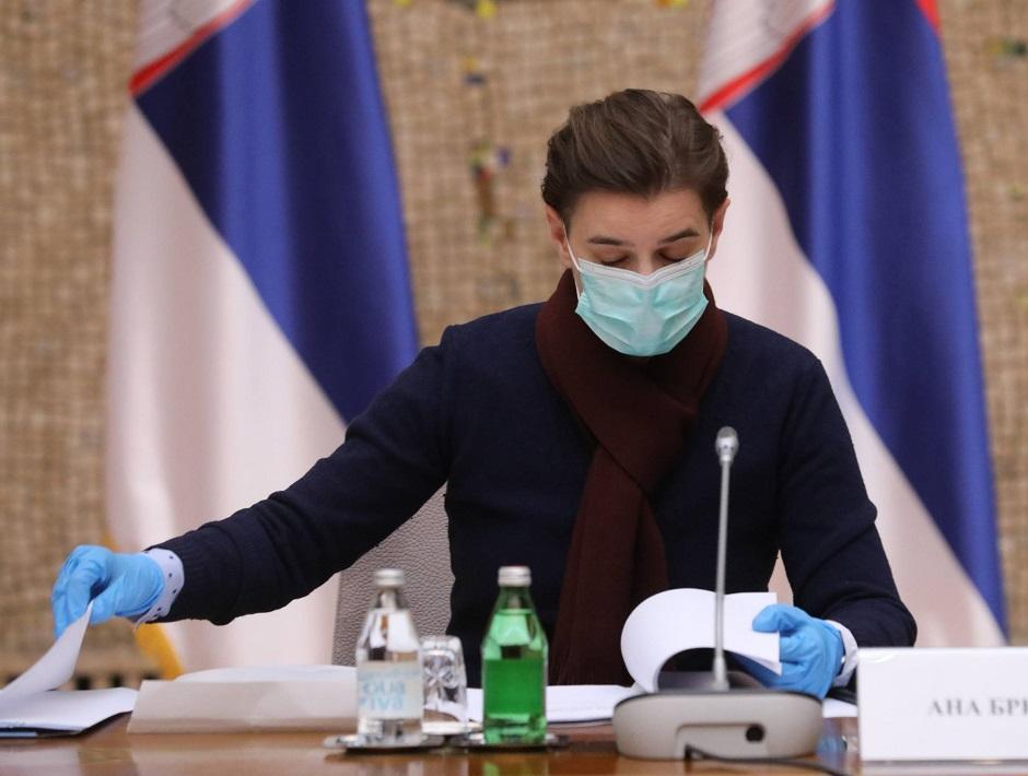 Premijerka Srbije Ana Brnabić, Foto: Beta/Slobodan Miljević